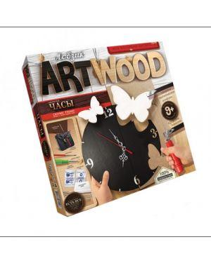 Набір креативної творчості Artwood Годинник