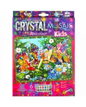 Креатив Crystal masaic Kids/Crystal masaic. Картина з камінцями