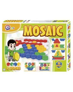 Мозаїка №1 80елементів 2063 Технок